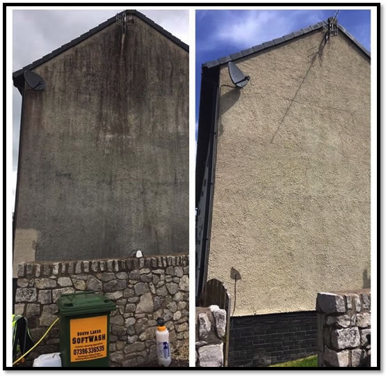 Render cleaners Kendal