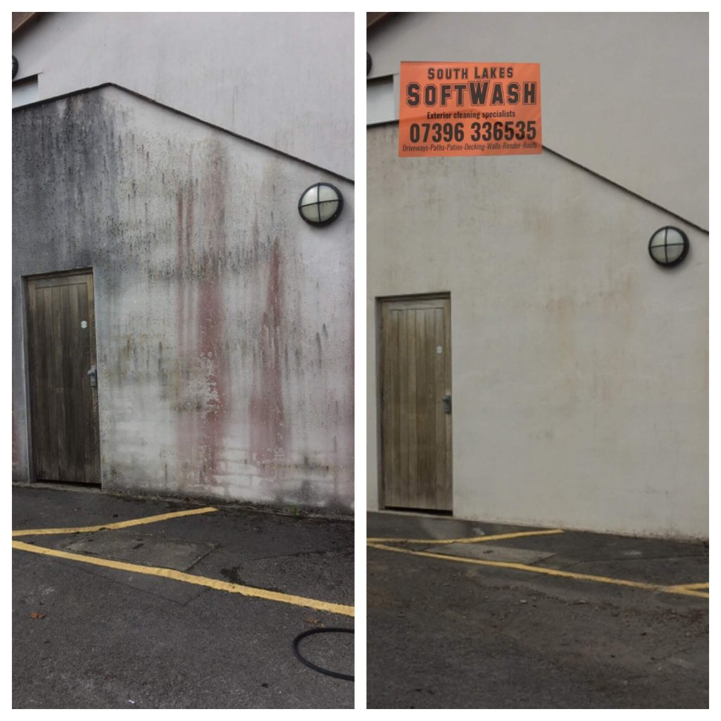 Render cleaning Lake district